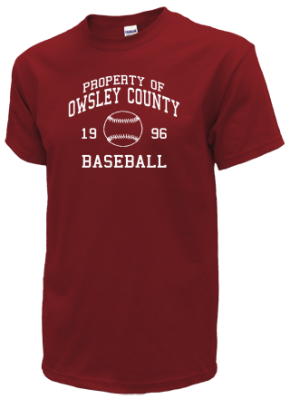 Owsley County High School T-Shirts