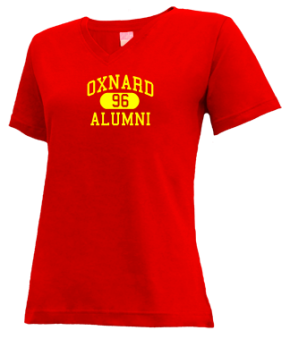 Oxnard High School V-neck Shirts