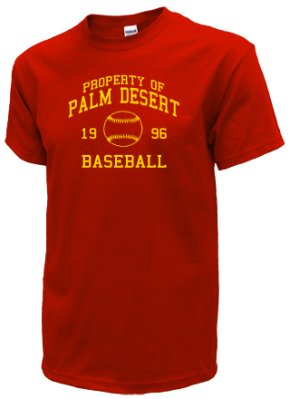 Palm Desert High School T-Shirts