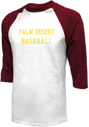 Palm Desert High School Raglan Shirts