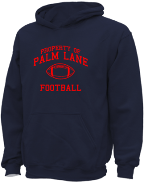 Palm Lane Elementary School Kid Hooded Sweatshirts