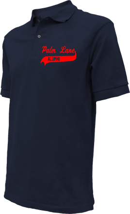 Palm Lane Elementary School Embroidered Polo Shirts