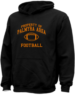 Palmyra Area High School Kid Hooded Sweatshirts