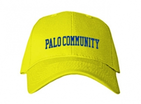 Palo Community School Kid Embroidered Baseball Caps