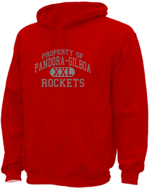 Pandora-Gilboa High School Hoodies
