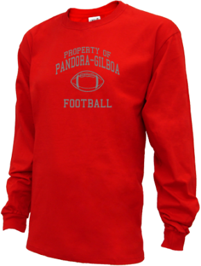 Pandora-Gilboa High School Kid Long Sleeve Shirts