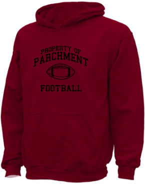 Parchment High School Kid Hooded Sweatshirts