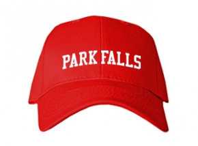 Park Falls Elementary School Kid Embroidered Baseball Caps