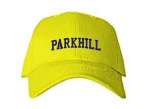 Parkhill Junior High School Kid Embroidered Baseball Caps
