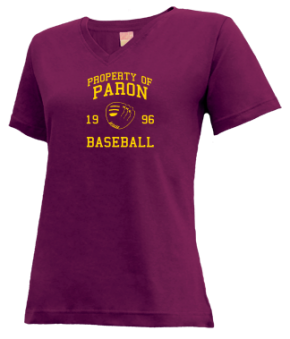 Paron High School V-neck Shirts