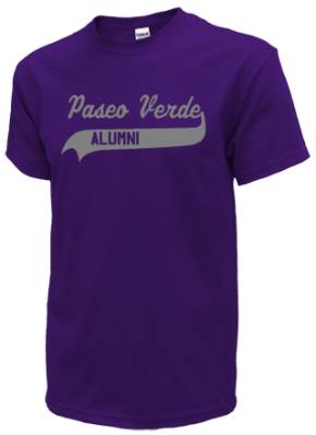 Paseo Verde Elementary School T-Shirts