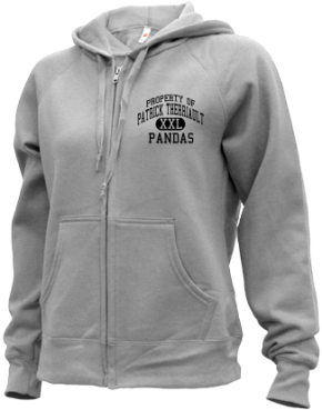 Patrick Therriault Elementary School Zip-up Hoodies