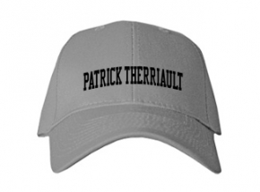 Patrick Therriault Elementary School Kid Embroidered Baseball Caps