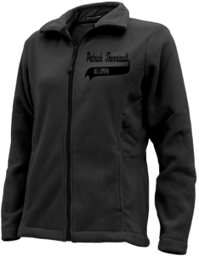 Patrick Therriault Elementary School Embroidered Fleece Jackets