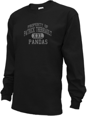 Patrick Therriault Elementary School Kid Long Sleeve Shirts
