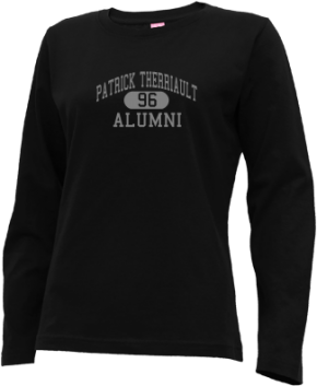 Patrick Therriault Elementary School Long Sleeve Shirts