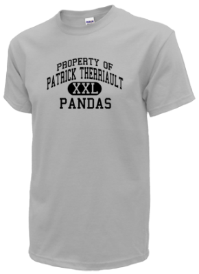 Patrick Therriault Elementary School Kid T-Shirts