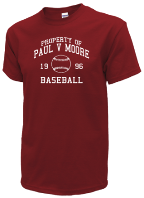 Paul V Moore High School T-Shirts