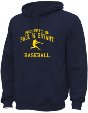Paul W. Bryant High School Hoodies