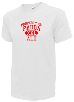 Pauoa Elementary School Kid T-Shirts