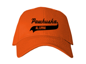 Pawhuska Junior High School Embroidered Baseball Caps