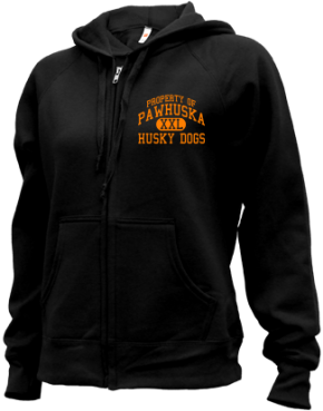 Pawhuska Junior High School Zip-up Hoodies
