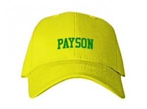 Payson Middle School Kid Embroidered Baseball Caps