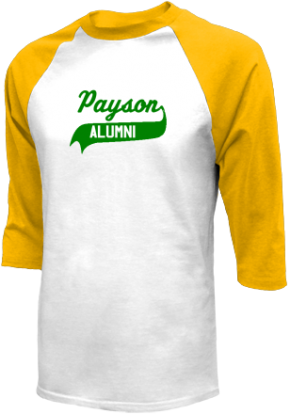 Payson Middle School Raglan Shirts