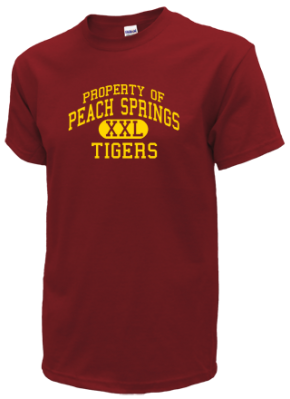 Peach Springs School T-Shirts