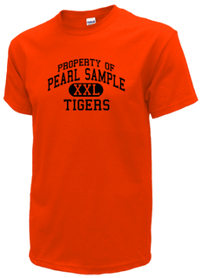 Pearl Sample Primary School T-Shirts