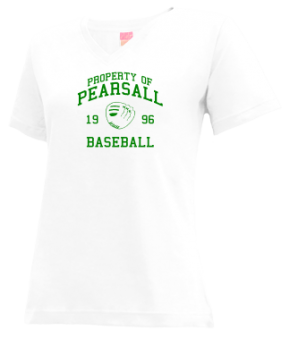 Pearsall High School V-neck Shirts