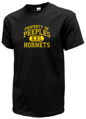 Peeples Middle School T-Shirts