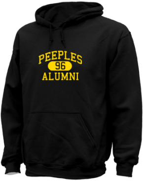 Peeples Middle School Hoodies
