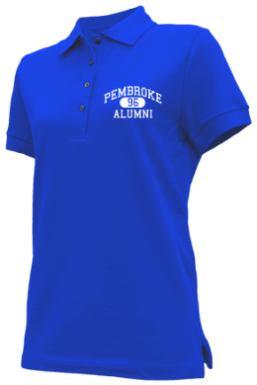 Pembroke Elementary School Embroidered Polo Shirts