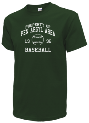Pen Argyl Area High School T-Shirts