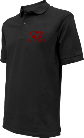 Peoria High School Embroidered Polo Shirts