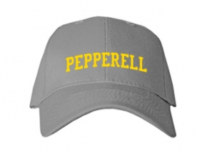Pepperell High School Kid Embroidered Baseball Caps