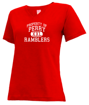 Perry Middle School V-neck Shirts