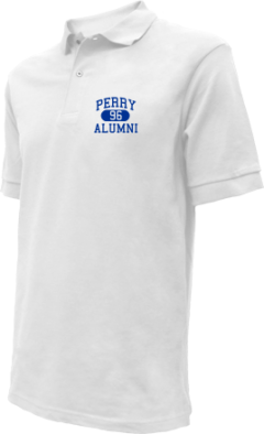 Perry Traditional Academy High School Embroidered Polo Shirts