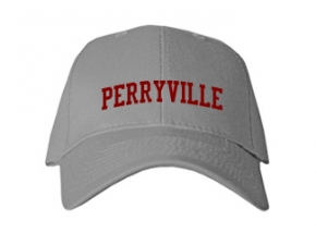 Perryville High School Kid Embroidered Baseball Caps