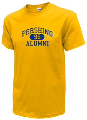 Pershing High School T-Shirts