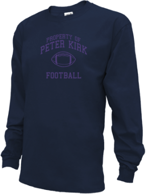 Peter Kirk Elementary School Kid Long Sleeve Shirts