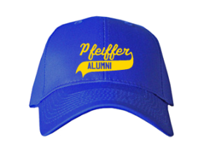 Pfeiffer Elementary School Embroidered Baseball Caps