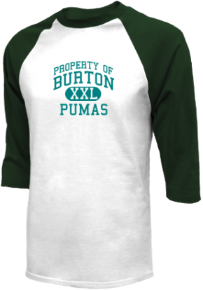 Phillip & Sala Burton Academic High School Raglan Shirts