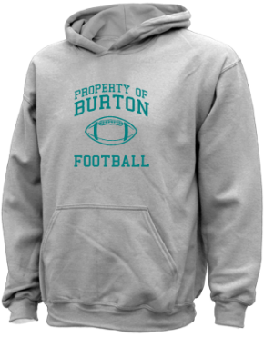 Phillip & Sala Burton Academic High School Kid Hooded Sweatshirts