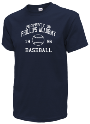 Phillips Academy High School T-Shirts