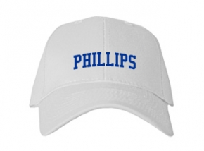 Phillips Elementary School Kid Embroidered Baseball Caps