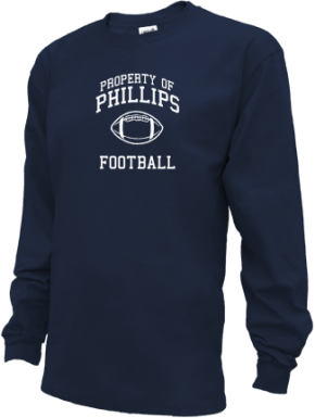Phillips Elementary School Kid Long Sleeve Shirts