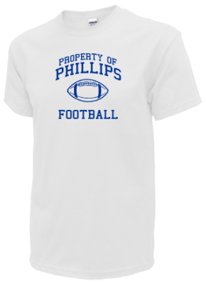 Phillips Elementary School Kid T-Shirts