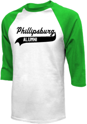 Phillipsburg Elementary School Raglan Shirts